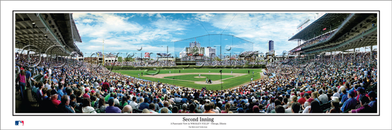 """""""Second Inning"""" Chicago Cubs at Wrigley Field"""