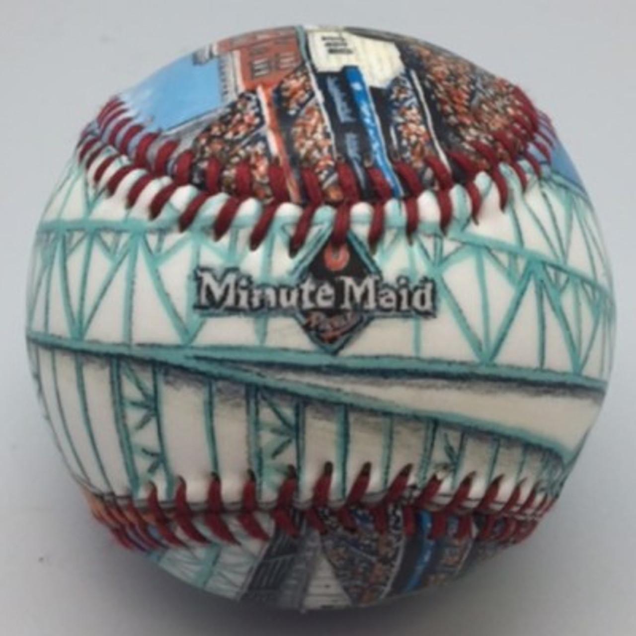 Minute Maid Park Stadium Baseball