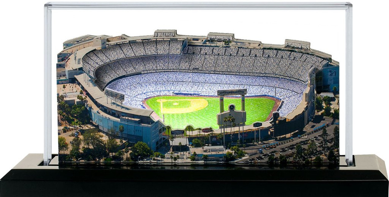 Dodger Stadium - Los Angeles Dodgers 3D Stadium Replica