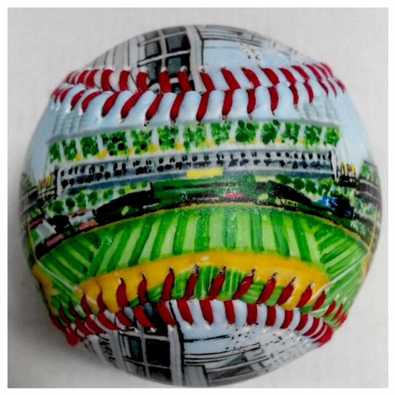 Oakland Coliseum Stadium Baseball