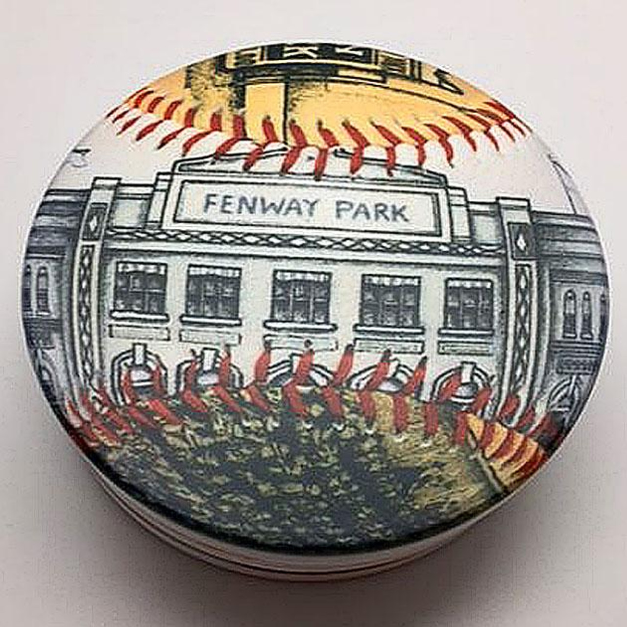 Fenway Park Park Coaster Set