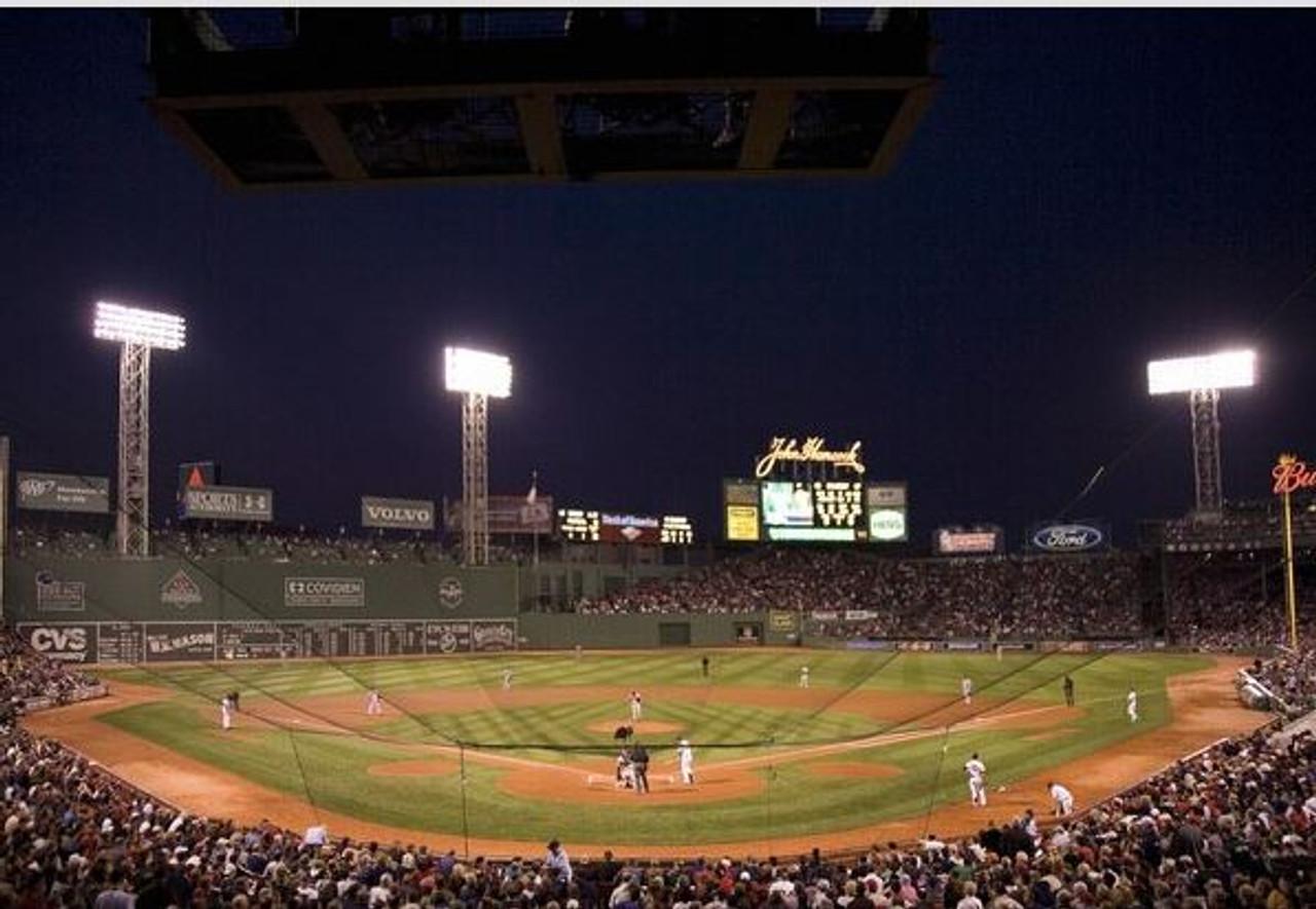Boston Red Sox at Fenway Park Print