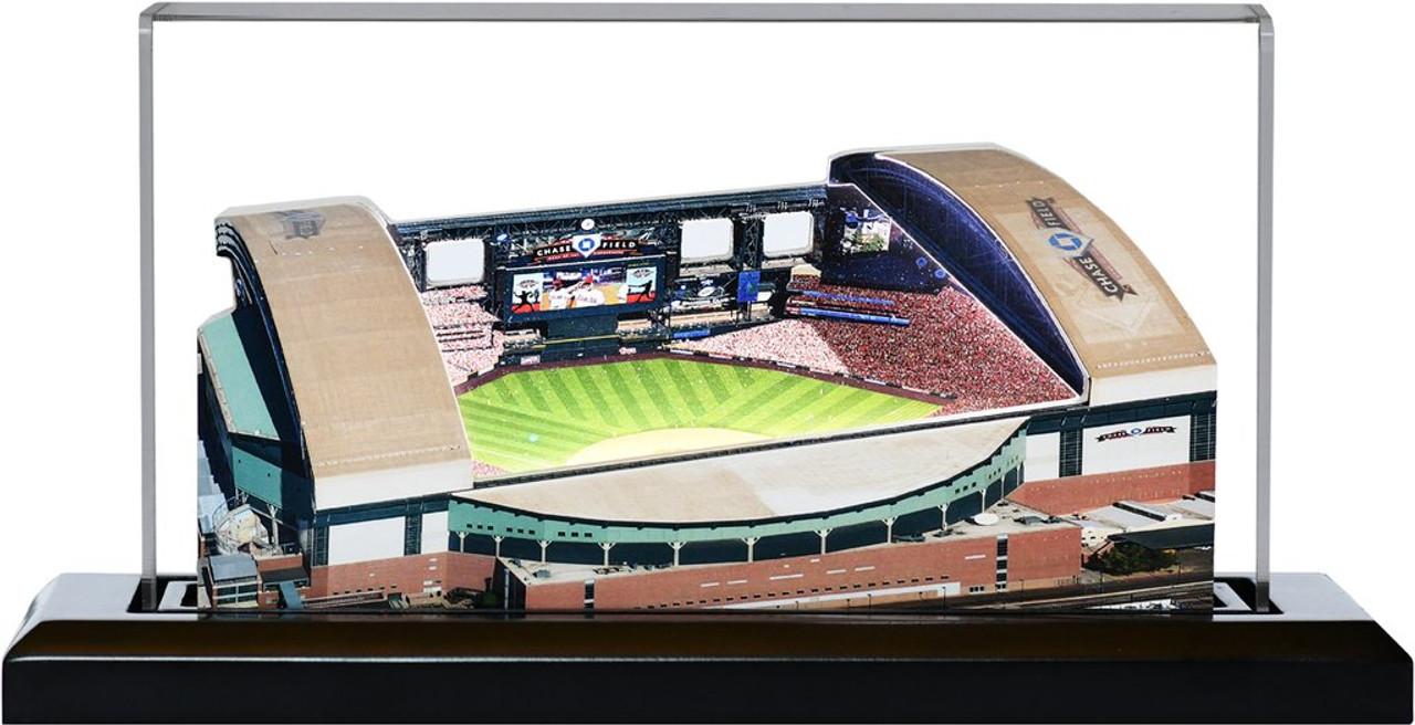 Chase Field Arizona Diamondbacks 3D Ballpark Replica