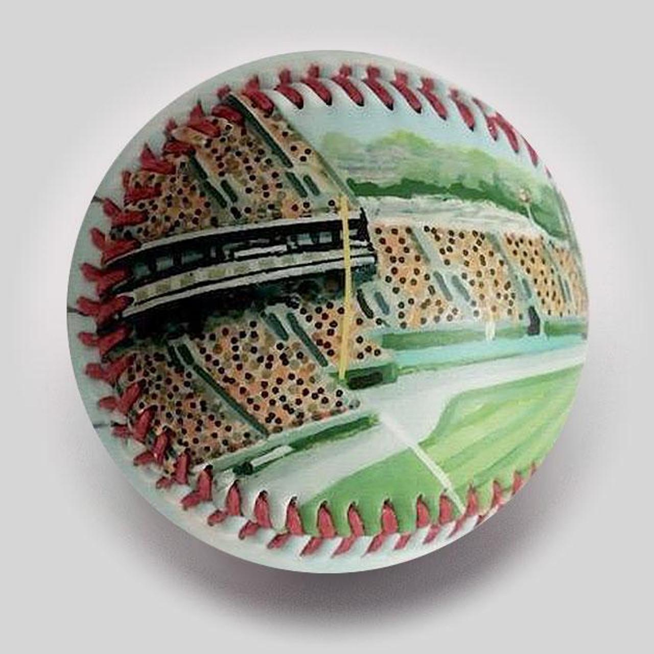 Baltimore Memorial Stadium Baseball