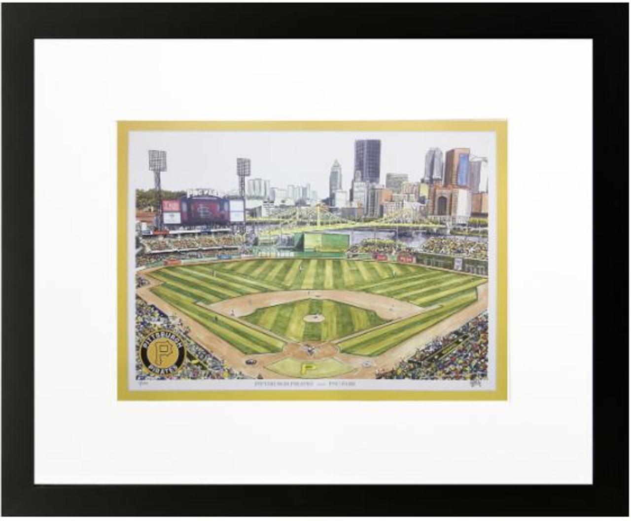 PNC Park - Pittsburgh Pirates Art Print