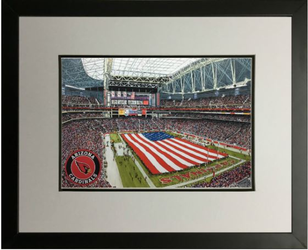 State Farm Stadium - Arizona Cardinals  Art Print