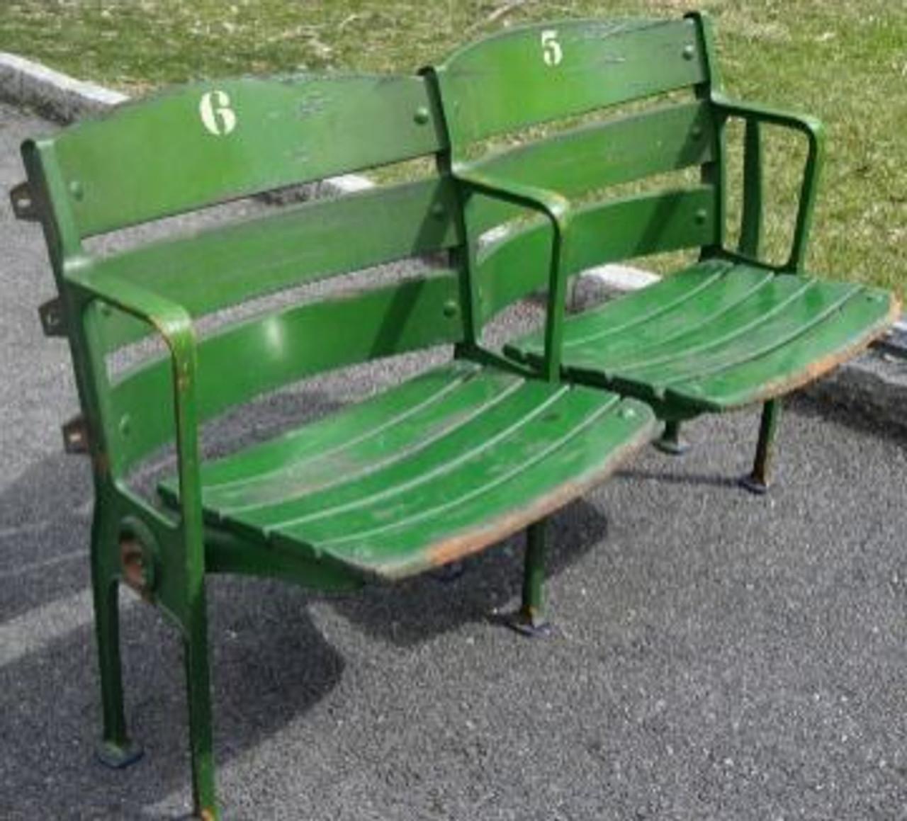 Polo Grounds Free Standing Box Seats - New York Giants