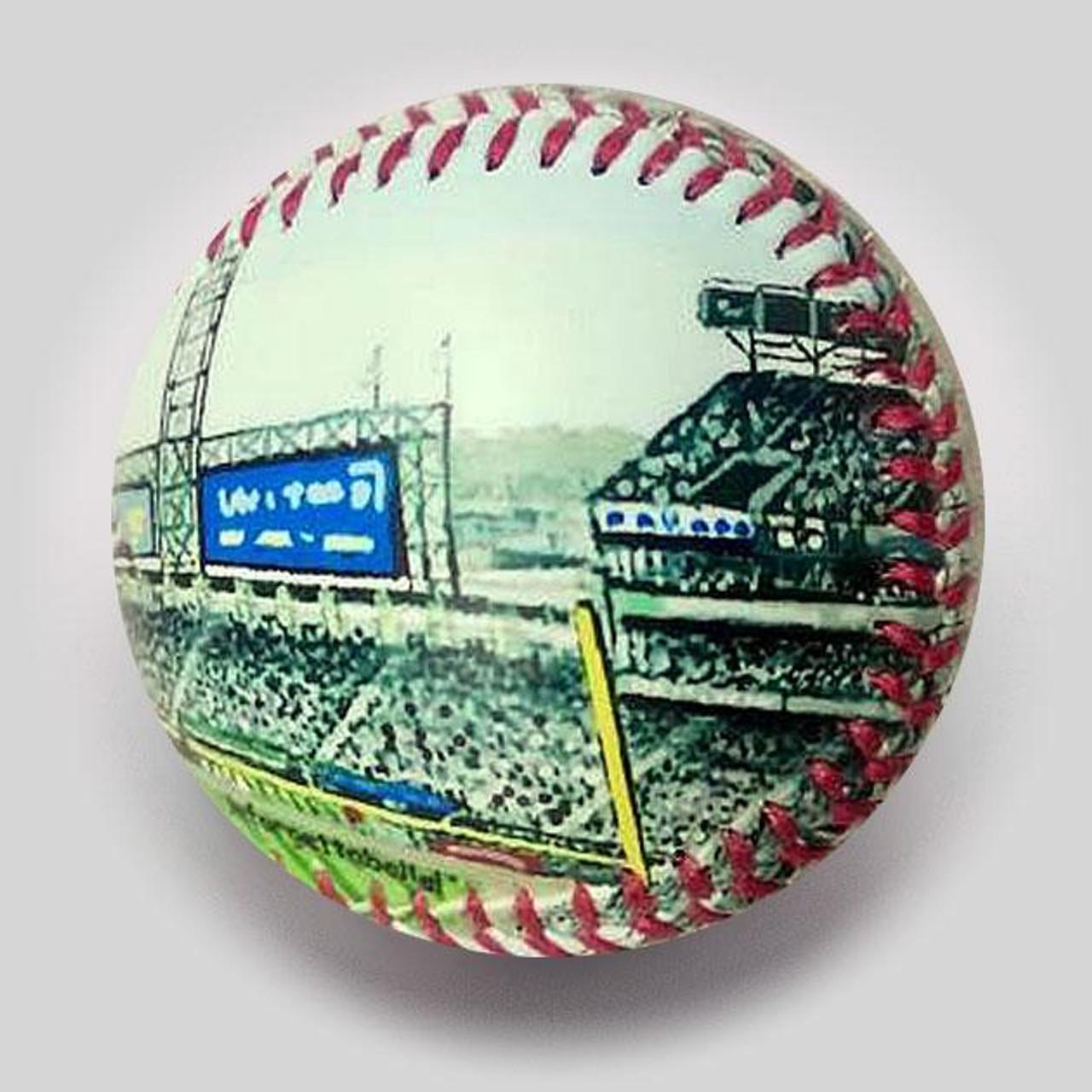 Guaranteed Rate Field Stadium Baseball