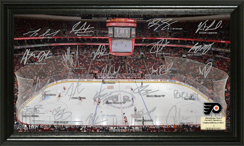 Pittsburgh Penguins Signature Rink