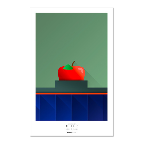 New York Mets - Citi Field Art Poster