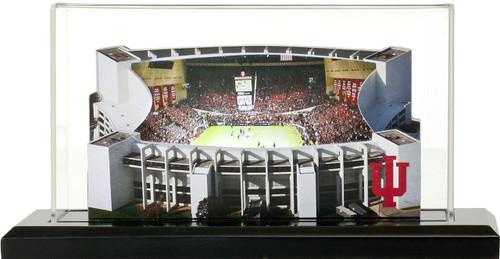 Indiana Hoosier/Assembly Hall 3D Stadium Replica