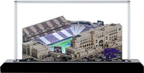 Kansas State Wildcats/Bill Snyder Stadium 3D Stadium Replica