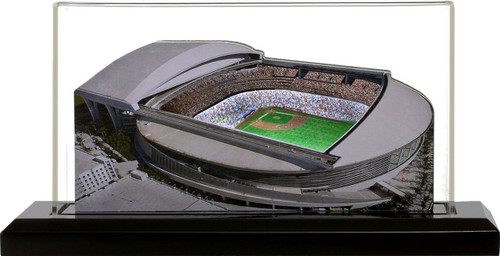 Marlins Park Miami Marlins 3D Ballpark Replica