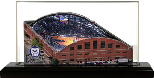 Butler Bulldogs/Hinkle Fieldhouse 3D Stadium Replica