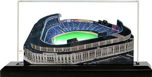 Yankee Stadium 1923-73 New York Yankees 3D Ballpark Replica