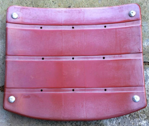 Candlestick Park Stadium Seat Bottom