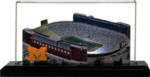 Michigan Wolverines/Michigan Stadium 3D Replica