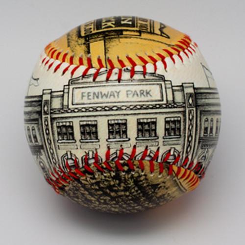 Fenway Park Opening Day Baseball