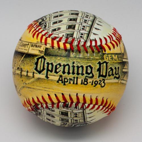 Yankee Stadium Opening Day Baseball
