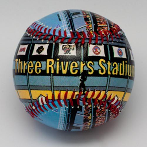 Three Rivers Stadium Baseball