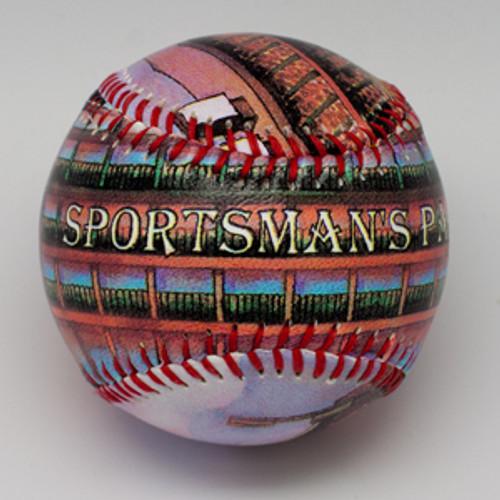 Sportsmans Park Stadium Baseball
