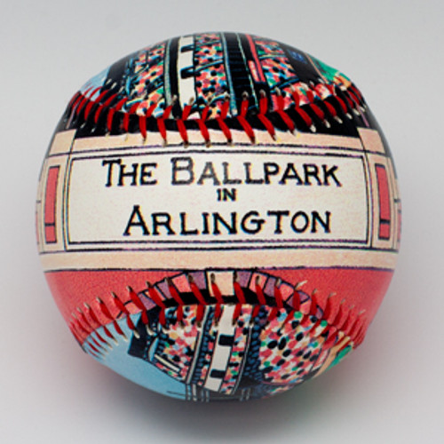 Ballpark in Arlington Stadium Baseball