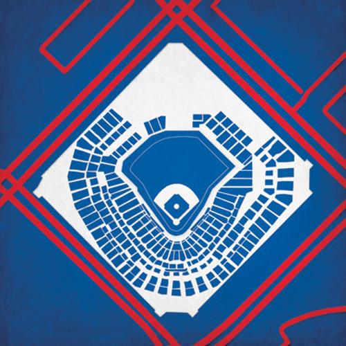 Globe Life Park - Texas Rangers City Print
