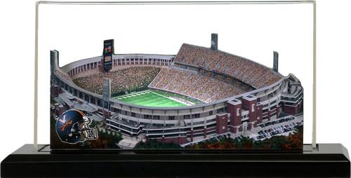 Virginia Cavaliers/Scott Stadium 3D Stadium Replica