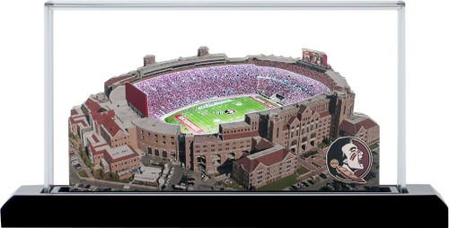 Florida State Seminoles/Doak Campbell Stadium 3D Stadium Replica