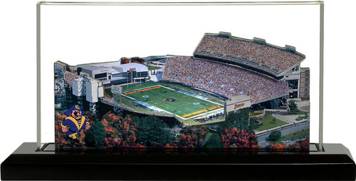 ECU Pirates/Dowdy Ficklen Stadium 3D Stadium Replica