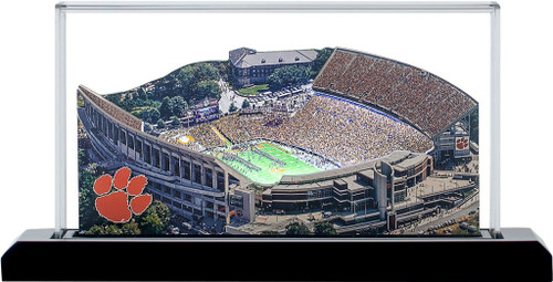 Clemson Tigers/Memorial Stadium 3D Stadium Replica