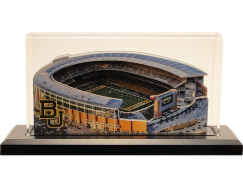 Baylor Bears/McLane Stadium 3D Stadium Replica