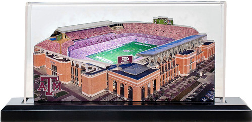 Texas A&M Aggies/Kyle Field 3D Stadium Replica