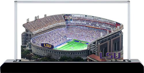 LSU Tigers - Tiger Stadium 3D Replica