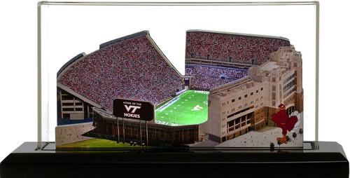 Virginia Tech Hokies/Lane Stadium 3D Stadium Replica