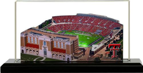 Texas Tech Red Raiders/Jones AT&T Stadium 3D Stadium Replica