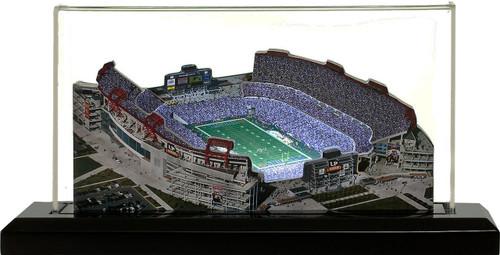 Nissan Stadium Tennessee Titans 3D Stadium Replica