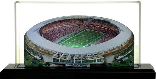 RFK Stadium Washington Redskins 3D Stadium Replica