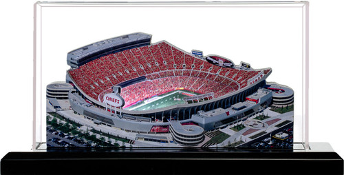 Arrowhead Stadium Kansas City Chiefs 3D Stadium Replica