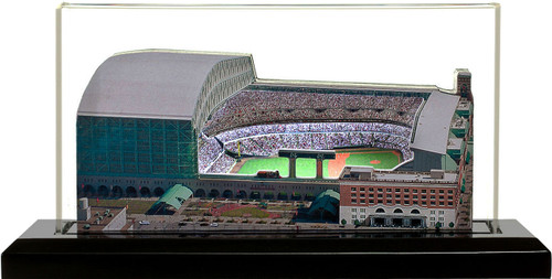 Minute Maid Park Houston Astros 3D Ballpark Replica