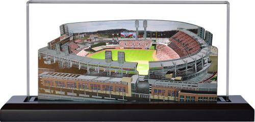 Great American Ball Park Cincinnati Reds 3D Ballpark Replica