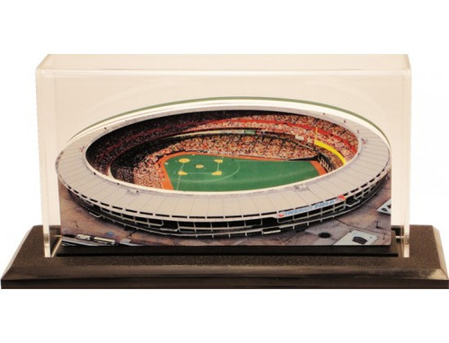 Riverfront Stadium Cincinnati Reds 3D Ballpark Replica