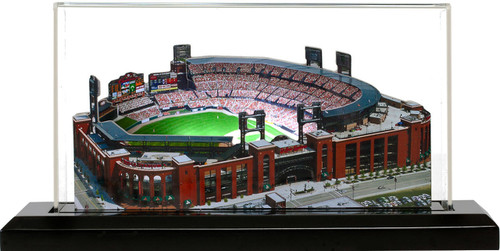 Busch Stadium St. Louis Cardinals 3D Ballpark Replica 1