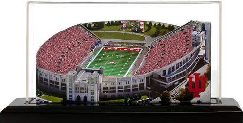 Indiana Hoosiers - Memorial Stadium Replica