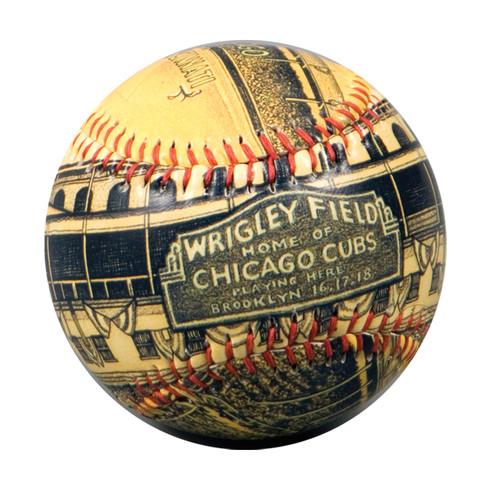 Unforgettaball!® Opening Day Baseball - Wrigley