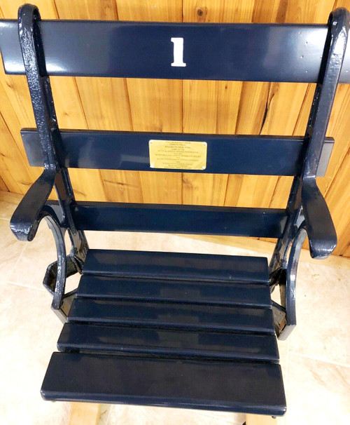 Ebbets Field Seat - Brookyln Dodgers 1