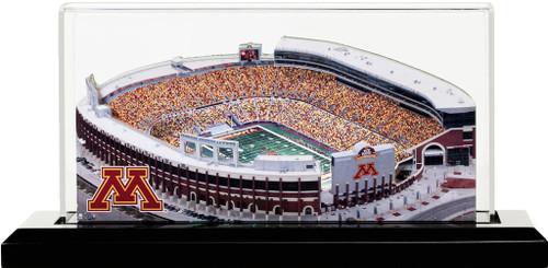 Minnesota Golden Gophers - TCF Bank Stadium 3D Stadium Replica