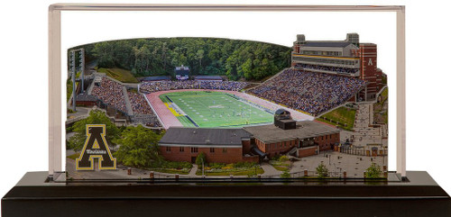 Appalachian State Mountaineers/Kidd Brewer Stadium 3D Replica