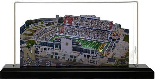 Navy Midshipmen/Marine Corps Memorial Stadium 3D Replica