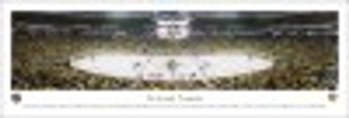 Pittsburgh Penguins at PPG Pants Arena Panoramic Poster